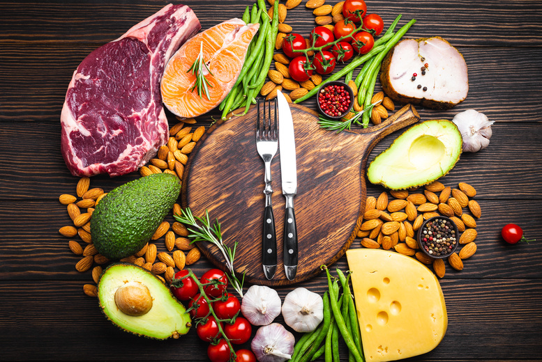 Image of £7 instead of £314 for a ketogenic diet online course from Janets Quality Education For All - save 98%