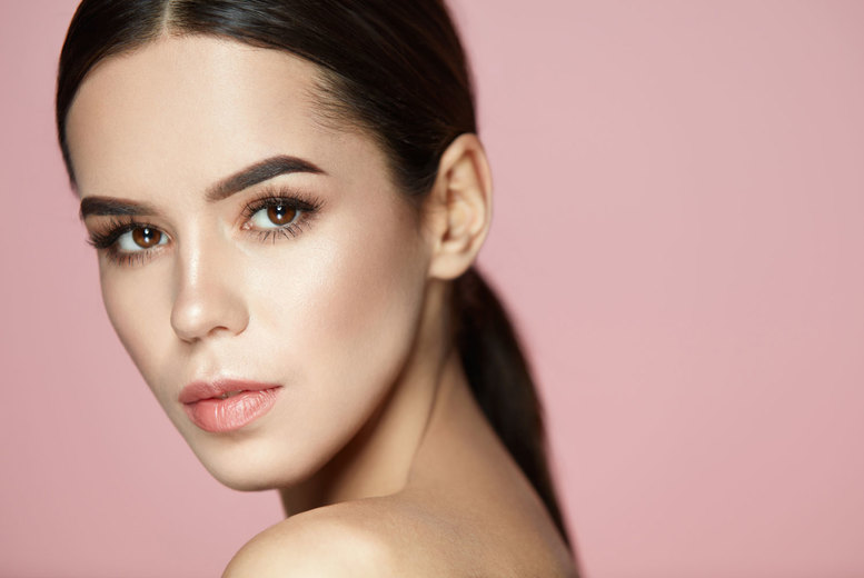 Image of £69 for a face-to-face HD brows course from Luxury Lush Academy, Manchester