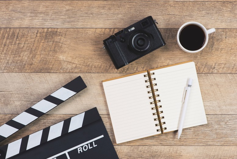 Image of £9 instead of £349 for a CPD-certified film screenwriting course from Knowledge Door - save 97%