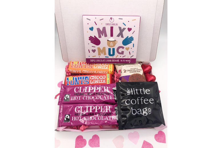 Image of £4 for 50% off your basket on select items at Box Sized Hugs – Choose from a range of cute gift boxes appropriate for any occasion!