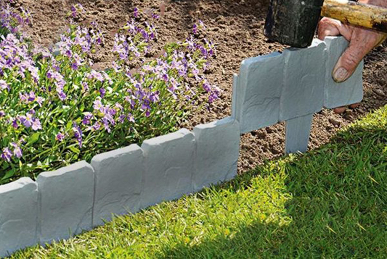 Image of From £7.99 instead of £17 for a five-metre lawn edging border from Ram – choose your quantity & save 53%
