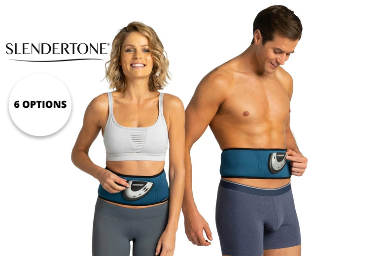 Image of From £25.99 instead of £39.99 for your choice of Slendertone equipment. Choose from an arm toner, abs toner or bottom toner and save up to 35%