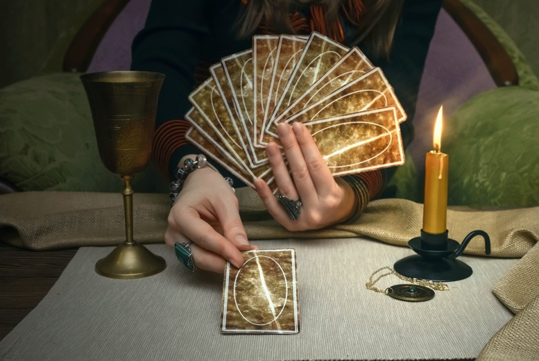 Image of £6 for an email relationship tarot card reading from Leeds Holistic Therapy and Training Centre