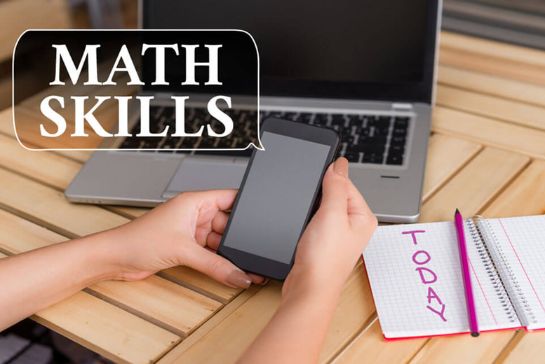 Image of £12 instead of £399 for an online functional skills math at QLS level 2 course from Lead Academy - save 97%
