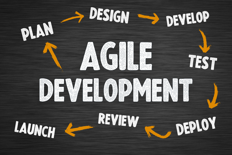 Image of £12 instead of £399 for an online Agile Project Management course from Lead Academy - save 97%