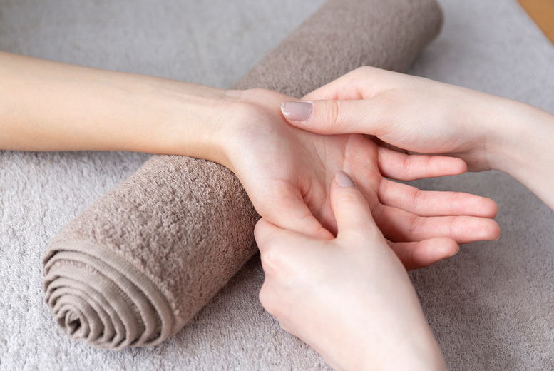 Image of £12 instead of £129.99 for an online Japanese hand massage course from Online Beauty Training - save 91%