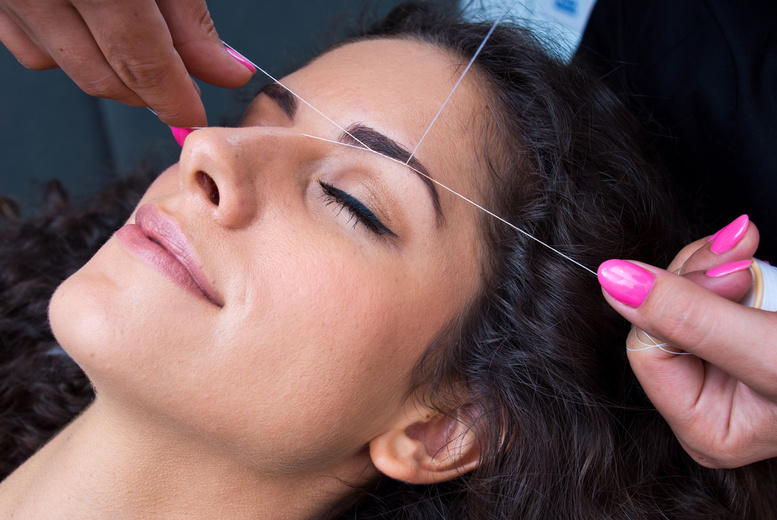 Image of £10 for an online Waxing and Threading course from Academy for Health and Fitness