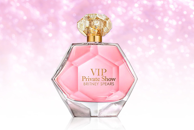 Image of £10.99 for a 50ml bottle of Britney Spears VIP Private Show eau de parfum from Beauty Scent