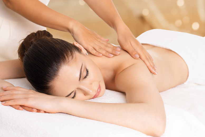 Image of £13.99 for an online Swedish massage course from Online Beauty Training!