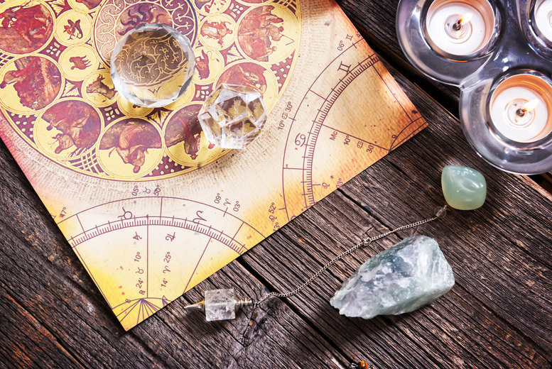 Image of £12 instead of £35 for a spirit message from a Medium via email from Spiritual Events - save 66%