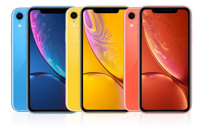 Image of £9.99 for an iPhone XR 64GB when you sign up to a £26/month 24-month EE Essential Plan with 25GB data, unlimited mins and unlimited texts from Affordable Mobiles!