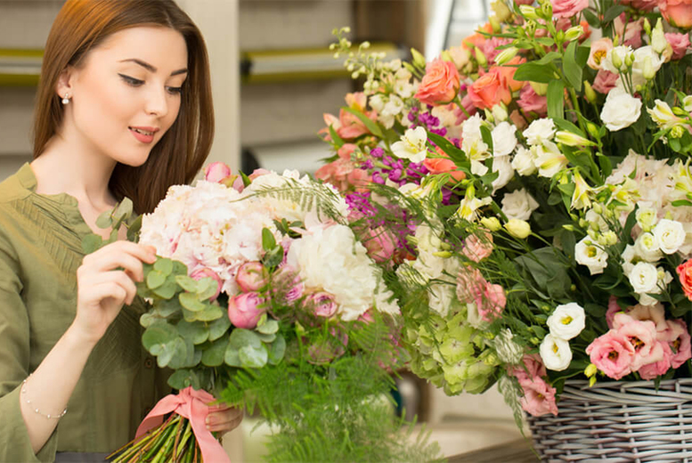 Image of £9 instead of £314 for an online floristry diploma from Janets Quality Education For All - save 97%