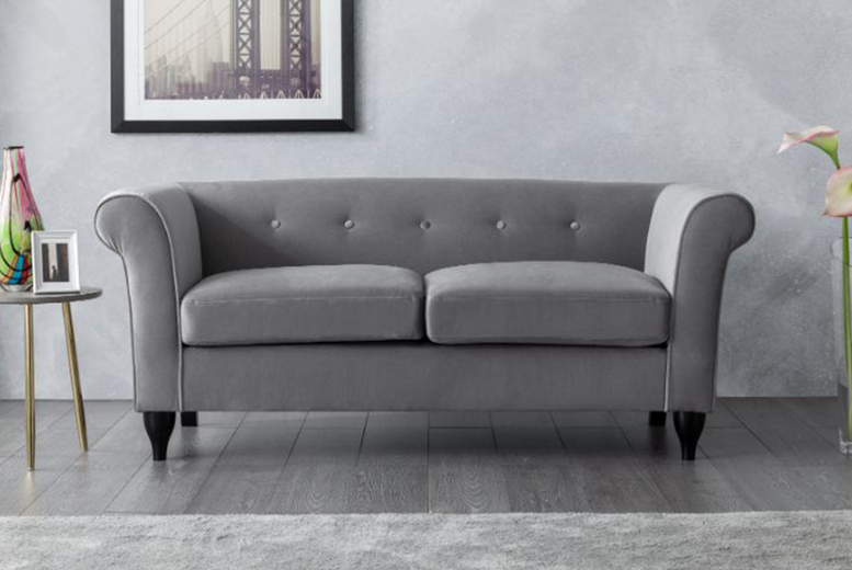Image of £399 for a two-seater sofa from Furnex!