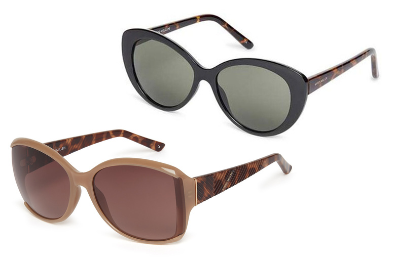 Image of £19.99 instead of £75 for a pair of Karen Millen women's sunglasses from Brand Arena! - save 73%