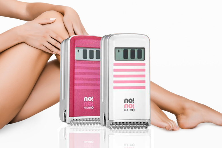 Image of £65 for a no!no! Plus professional hair removal device from ICTV Brands