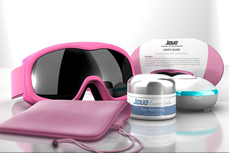 Image of £25.99 instead of £65.75 for a Jidue facial massager from ICTV Brands - save 60%