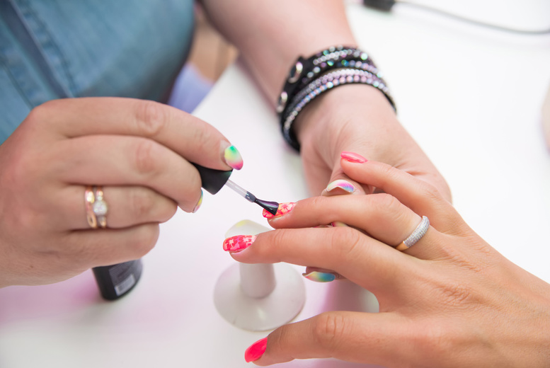 Image of £9 instead of £349 for an online Certificate in Nail Technician course from 1Training International - save 97%