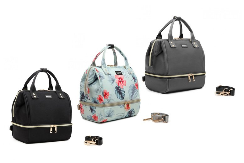Image of £13.99 for a multi-purpose baby changing bag from Lulu Bags!