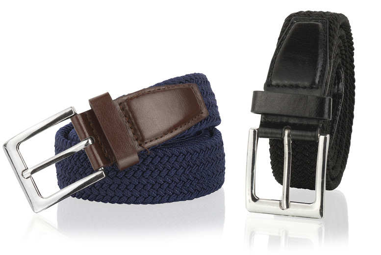 Image of £12.99 for a men's leather belt from Woodland Leathers