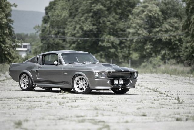 Gone In 60 Seconds Shelby Mustang Driving Experience 8 Locations