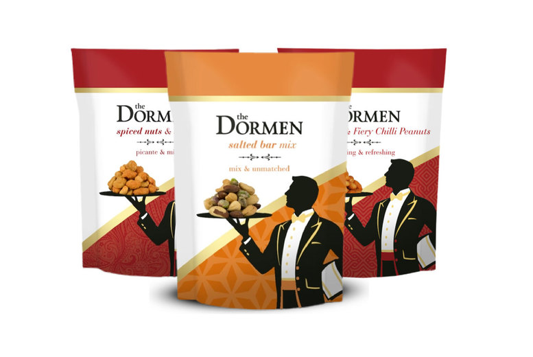 Image of £9 instead of £19.20 for a 24pk premium peanut selection from the Dormens - enjoy three intensely tasty flavours and save 53%