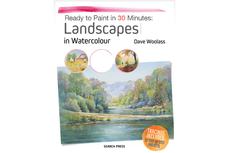 Image of From £14 for a ready to paint in 30-minutes bundle from Search Press - choose from two bundles and save up to 46%