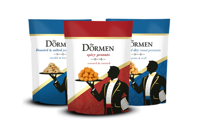 Image of £9 instead of £17.70 for a 24-pack premium peanut selection box from the Dormen - save 49%