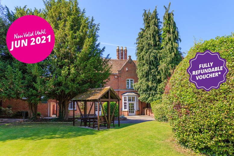 Image of A Charlecote, Stratford-upon-Avon stay at The Charlecote Pheasant Hotel for two with two-course dinner, breakfast and welcome drink. From £99 for an overnight stay, or from £149 for a two-night stay with dinner on first night - save up to 29%