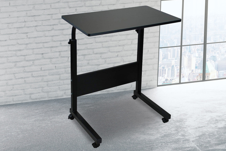 Image of £39.99 instead of £99.99 for a desk with wheels from Anything 4 Home! - Save 60%