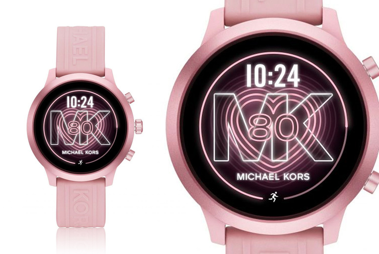 Image of £139 instead of £389 for a Michael Kors smartwatch from Brand Arena - save 64%