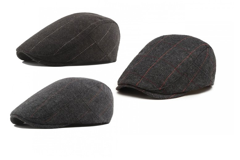 Image of £5.99 for a men's flat cap hat from Miss Lulu!