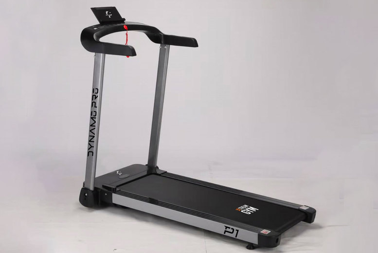 Image of £379 instead of £799.98 for a Dynamo Pro P1 treadmill from Bing Bang Bosh - save 53%