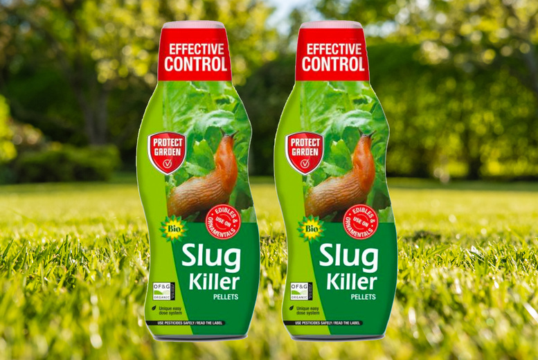 Image of £10.99 for 700g of slug and snail killer pellets from Anything 4 Home!