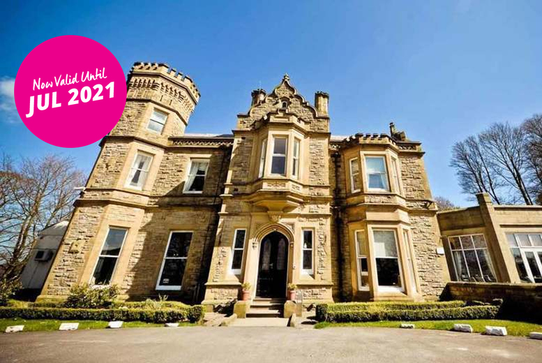 Image of A Macclesfield, Cheshire hotel stay at Hollin House Hotel for two people with breakfast, one bottle of wine and one two-course dinner each. From £105 for one night, or from £169 for two nights - save up to 31%