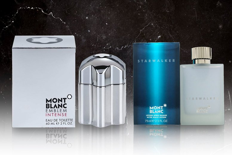 Image of £14.99 instead of £23 for a 75ml Montblanc Starwalker aftershave lotion, £19.99 for a 60ml Montblanc emblem intense EDT spray, from Beauty Scent - save up to 35%
