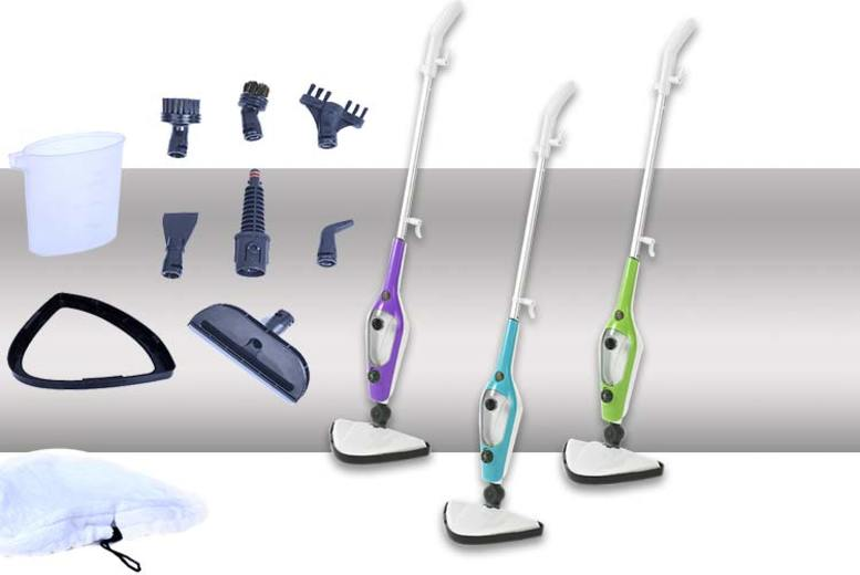 Image of £26 instead of £89.99 (from Home Empire) for a 10-in-1 Neo mop or £38 to include 4 pads - save 71%
