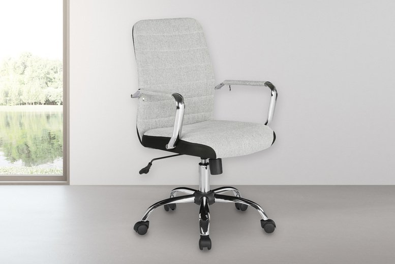 Image of £159 instead of £599 for a Tempus office chair from Envisage Home - save 73%