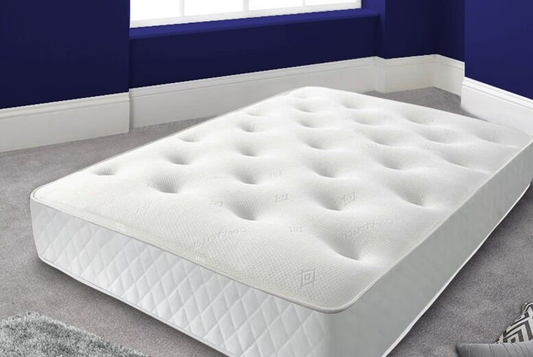 Image of From £79 for a lisa extra thick memory foam mattress from Mattress Craft - save up to 75%