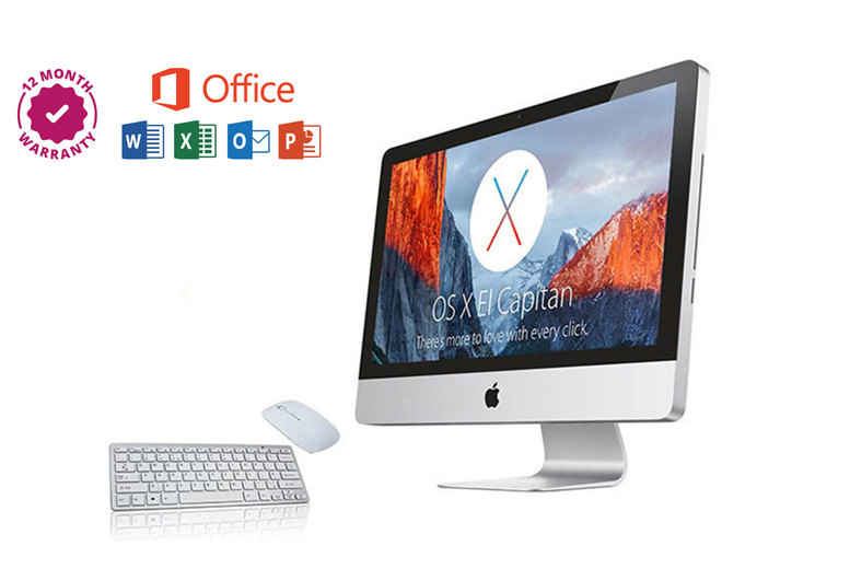 Image of From £249 instead of £999 for a refurbished Apple iMac A1224 from i-Redo- choose from four models and save up to 75%