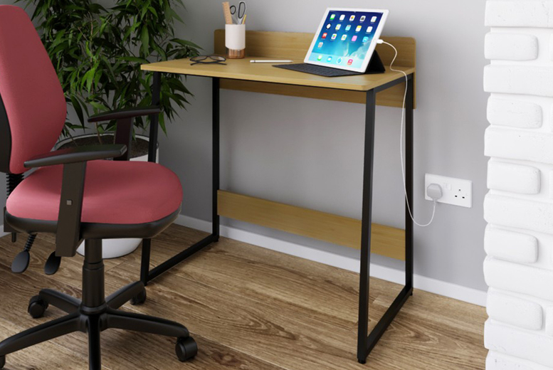 Image of £109 instead of £799 for a computer desk from Envisage Home – save 86%