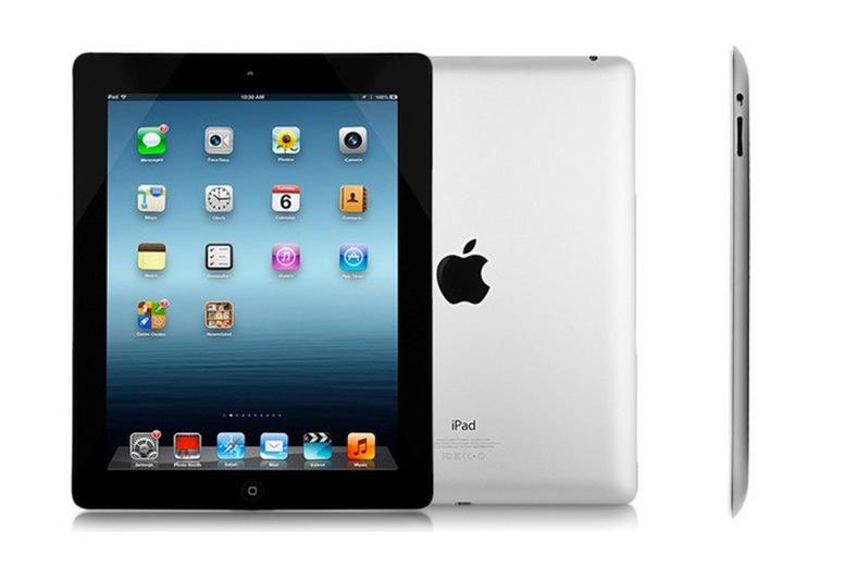 Image of £114.99 instead of £349.99 for a refurbished black fourth gen Apple iPad from eHut UK Ltd - save 67%