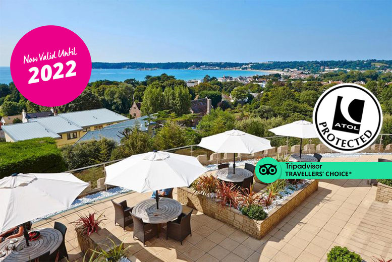 Image of A 4* St Aubin's, Jersey hotel stay with breakfast and return flights from four airports. From £139pp for two nights, from £179pp for three nights, or from £199pp for four nights - save up to 50%