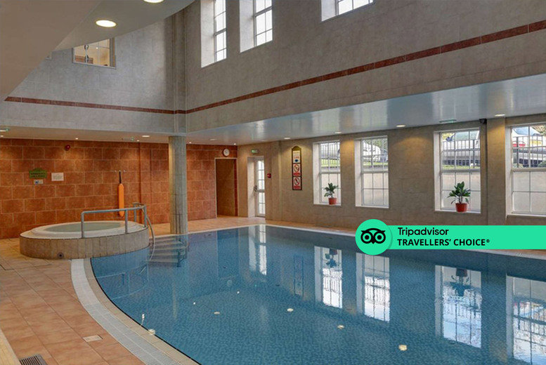 Image of An East Midlands stay at 4* Best Western Premier Yew Lodge Hotel with two-course dining, health club access, breakfast and 1pm late checkout for two. £109 for one night, or £159 for two nights with dinner on first night - save up to 41%