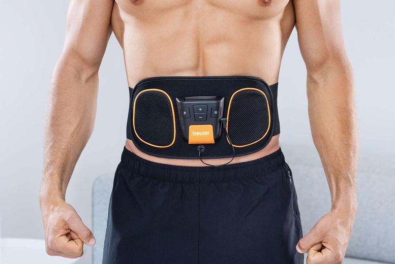 Image of £37.98 instead of £49.99 for a Beurer EM32 abdominal toning belt