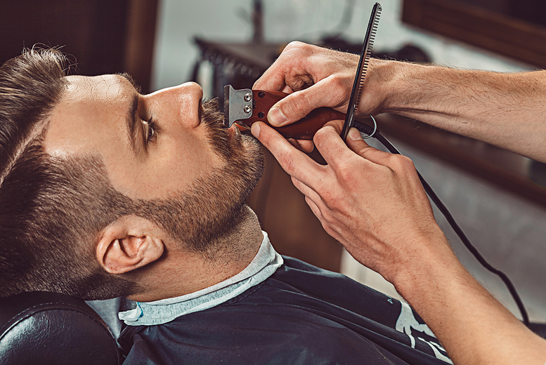 Image of £8 for an online accredited barbering and beard cutting course from BEKE College C.I.C.