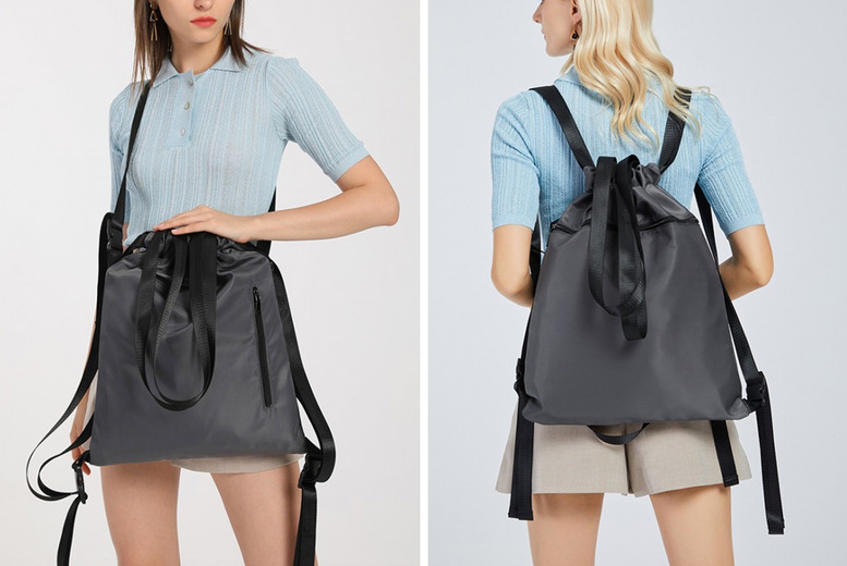 Image of £11.99 for a Kono nylon rucksack from Miss Lulu!