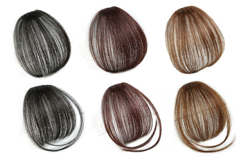 Image of From £1 for a clip-in fringe from Forever Cosmetics - save up to 93%
