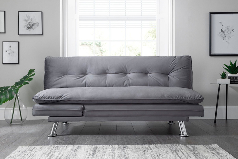 Image of £249 for a Laze Click Clack sofa bed from Furnex!