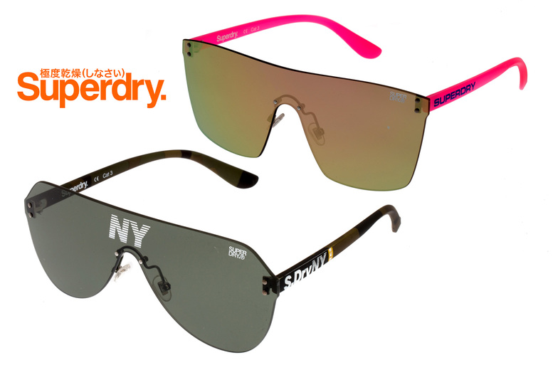 Image of £14.99 for a pair of Superdry sunglasses from Brand Arena