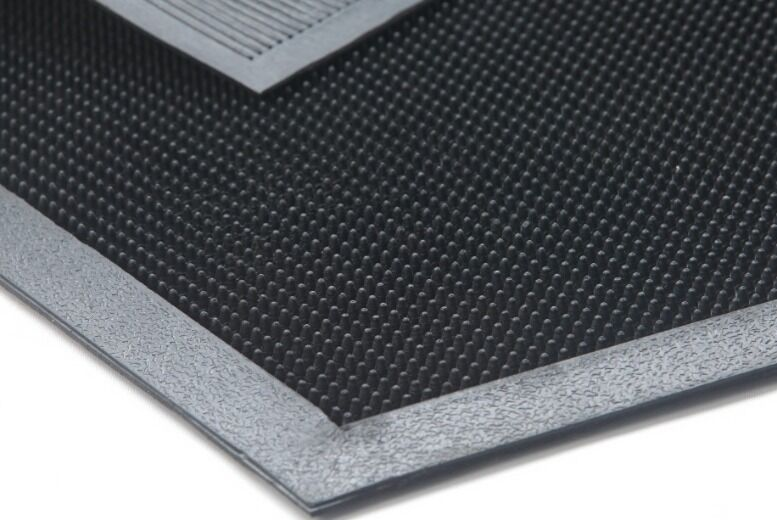 Image of From £12.99 for a rubber non-slip ridged mat from Mats World - save up to 68%